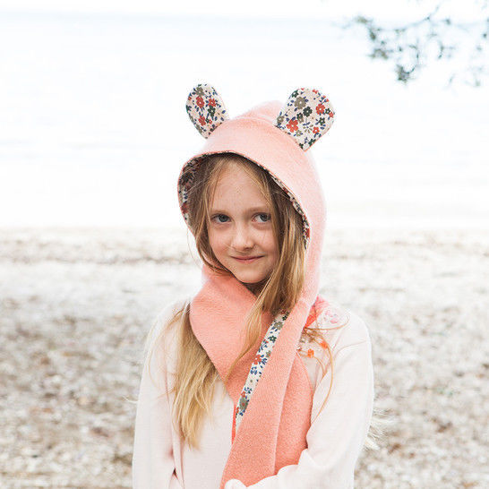 Animal Hooded Scarf - PDF PATTERN -  Infant to Adult at Makerist - Image 1