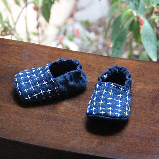 Wayfarer Shoes - BUNDLE of all sizes (1 - Youth 4) - PDF PATTERN at Makerist - Image 1
