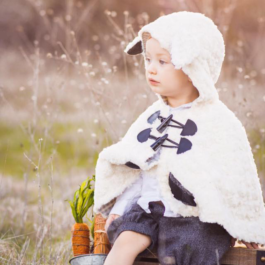 Animal Cape - Traveller Cape Upgrade - Sizes infant to teen