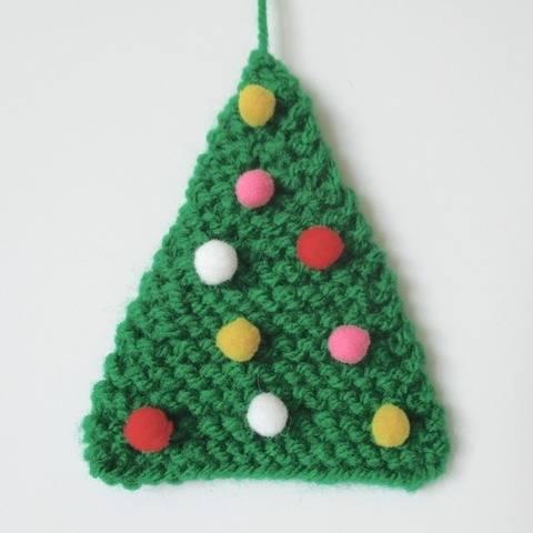 Easy Christmas Tree at Makerist