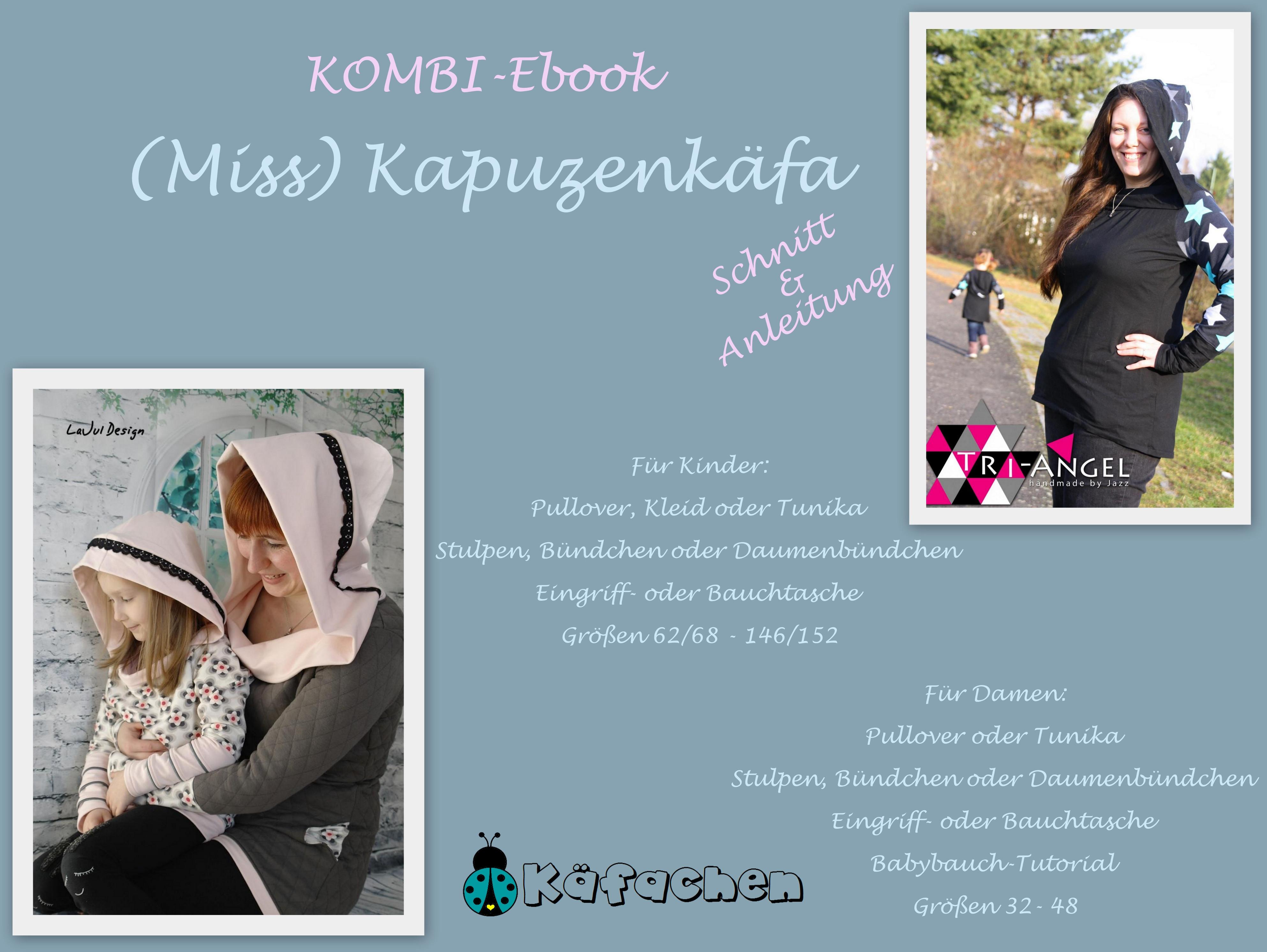 (Miss) Kapuzenkäfa KombiEbook