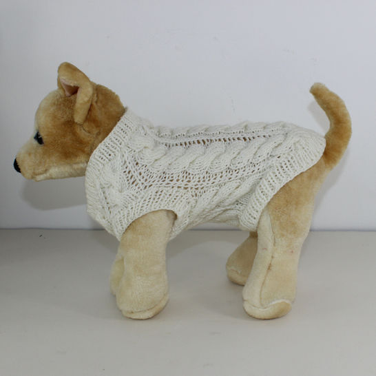 Small Dog Cricket Sweater at Makerist - Image 1