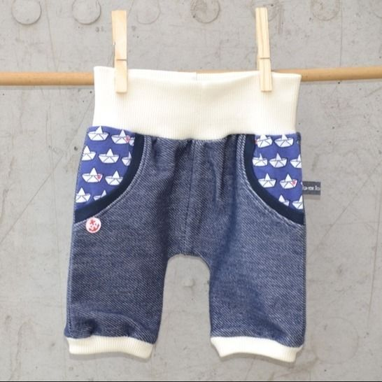 "Baby-Shorts ""Summer Pants"" bei Makerist - Bild 1"