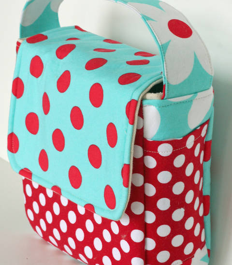 Love Your Lunch Box PDF Sewing Pattern at Makerist