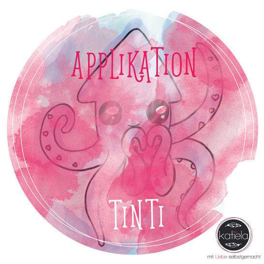 Applikationsvorlage Tinti bei Makerist - Bild 1