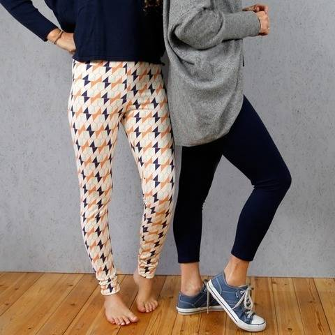 Madame RIEKE - leggings XS-XXL - couture chez Makerist