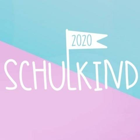 Plotterdatei Schulkind 2020