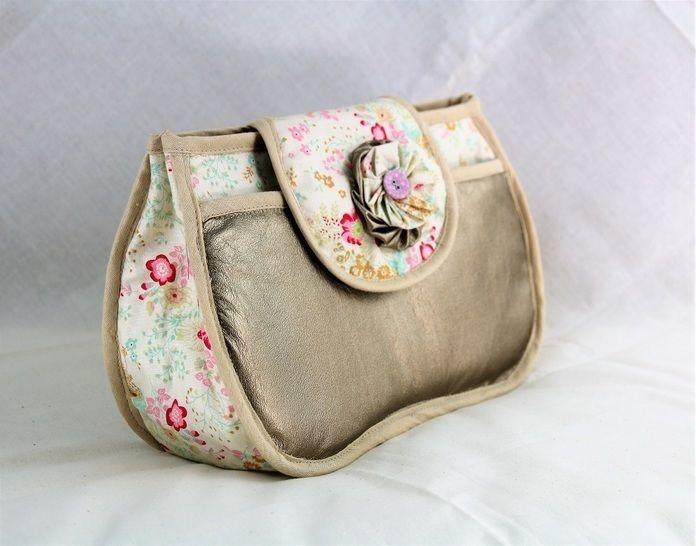 eBook: Taschen-Organizer nähen | Versailles bei Makerist - Bild 1