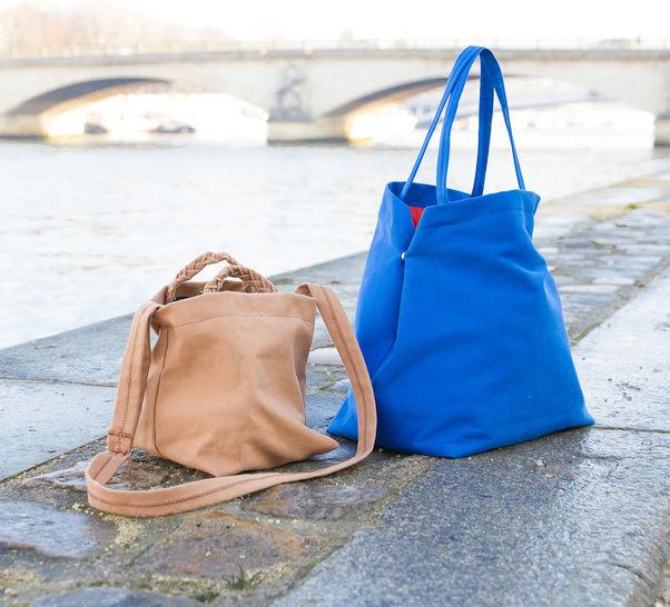 Sac Camille, 2 tailles de sac  chez Makerist - Image 1