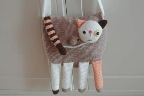Tasche Katze bei Makerist