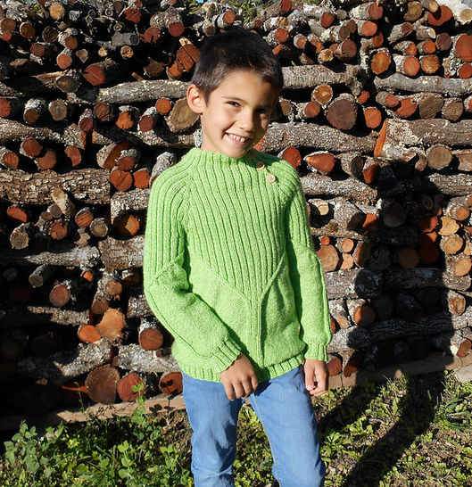 Gilben - sweater for children at Makerist - Image 1