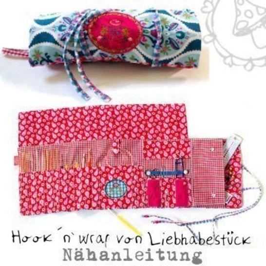 Nadelrolle hook´n`wrap - sortier dich glücklich - Baukasten bei Makerist - Bild 1