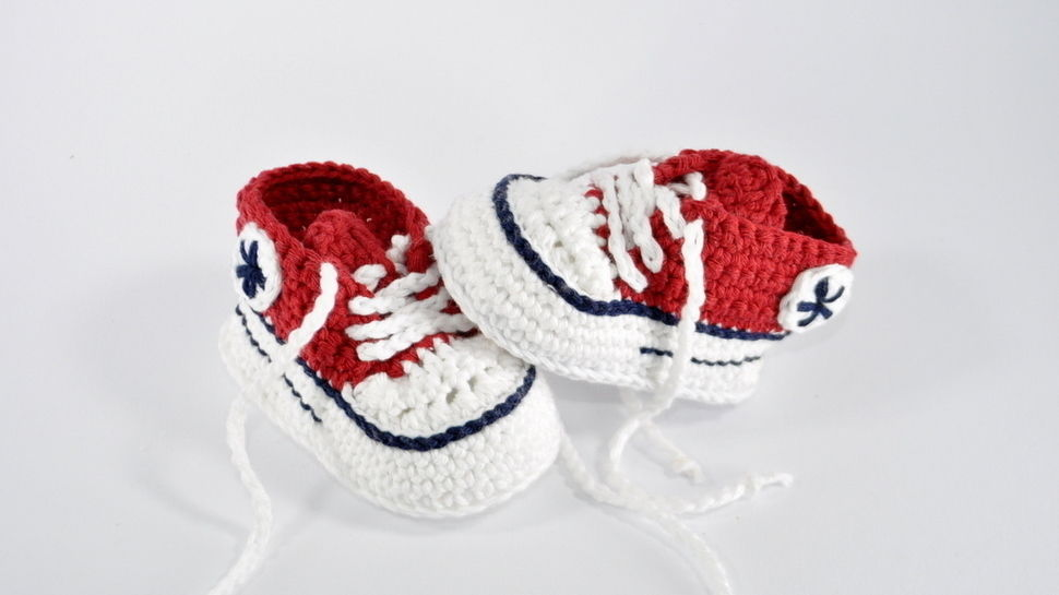 Baby runners crochet pattern at Makerist - Image 1