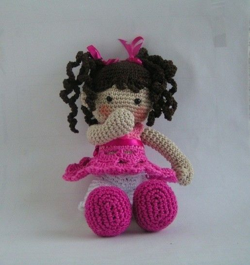 doll Susi crochet pattern at Makerist - Image 1