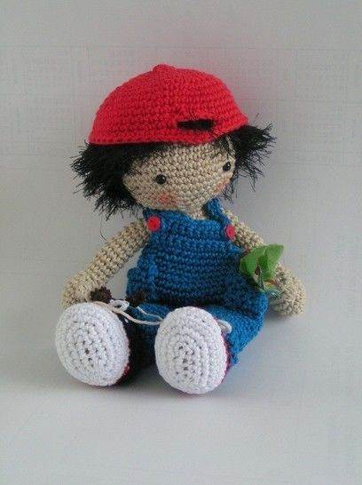 doll Benny crochet pattern at Makerist - Image 1
