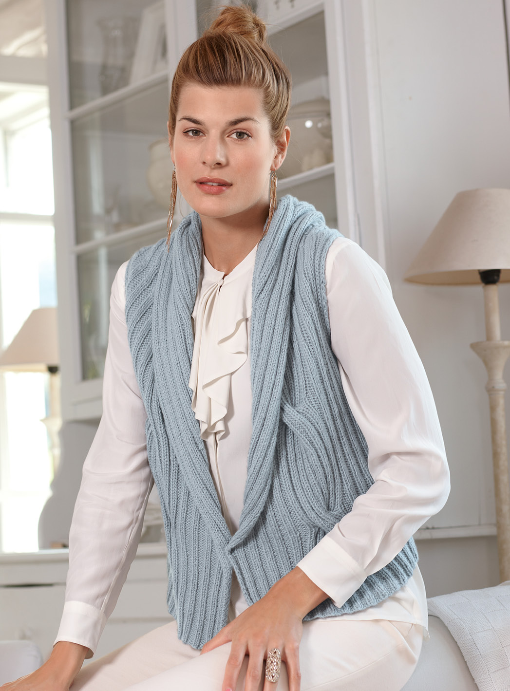 Damen-Weste Kayleigh