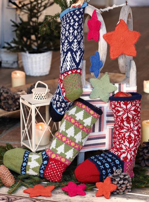 Socken Santa Claus