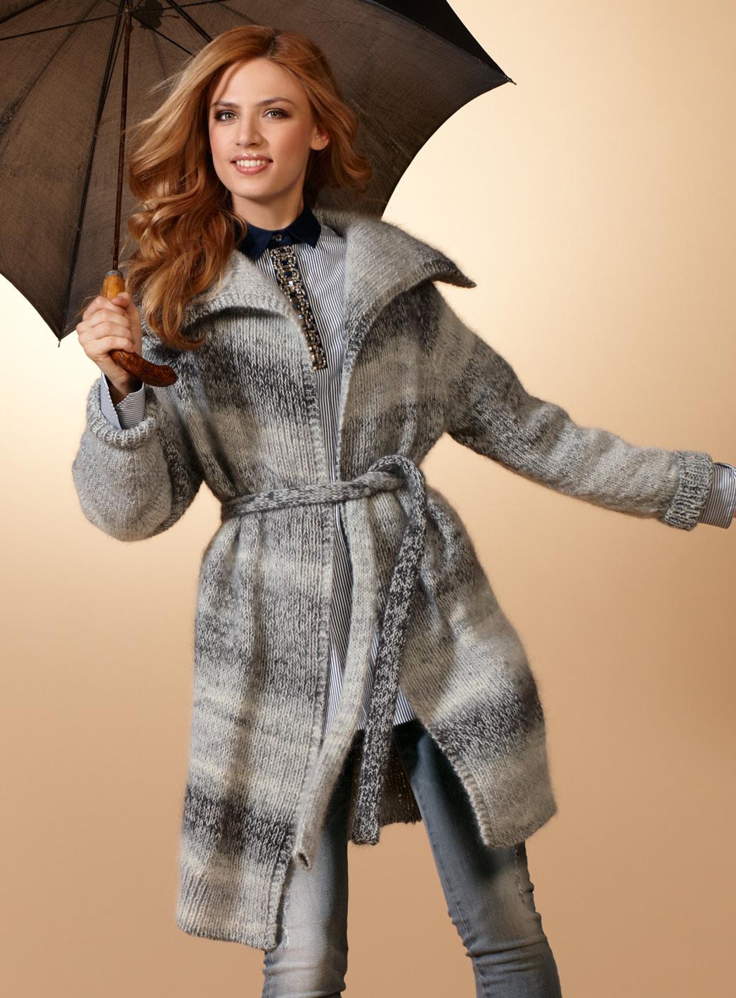 Damen-Mantel Branca