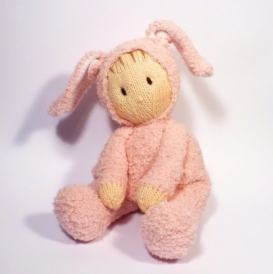 Bunny Jo-Jo Doll at Makerist - Image 1
