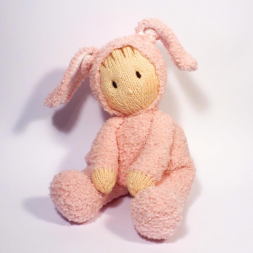 Bunny Jo-Jo Doll