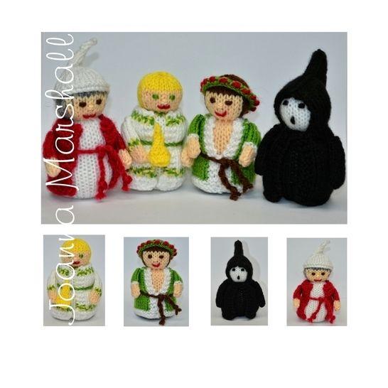 Scrooge Christmas Carol Dolls at Makerist - Image 1