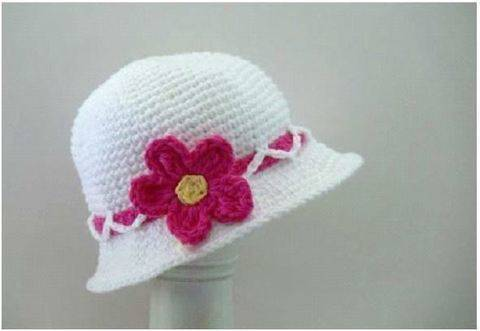Sun Hat Girl's to Women's Large at Makerist