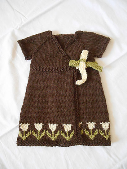 Tulipan - baby dress at Makerist - Image 1