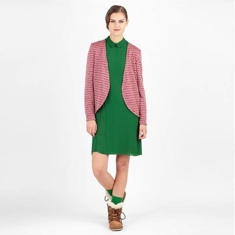 Veste Lola - Patron de couture et tutoriel en Français/Anglais/Allemand chez Makerist