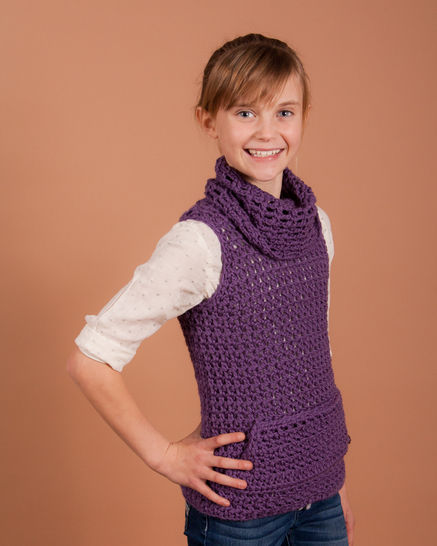 Claquato Vest Girls at Makerist - Image 1