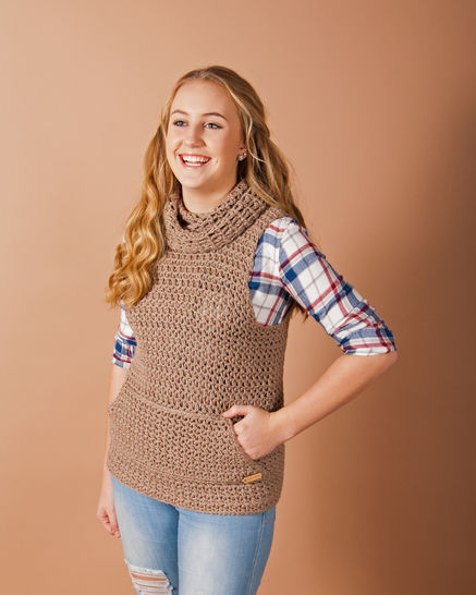 Calquato Vest at Makerist - Image 1