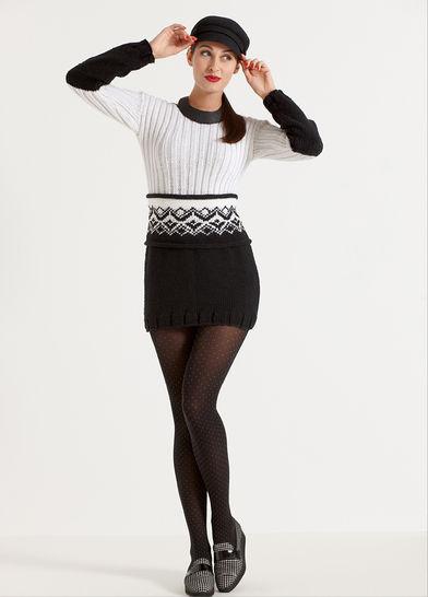 Pullover Florine Strickanleitung bei Makerist - Bild 1