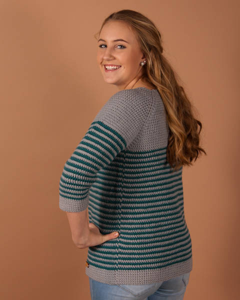 Millburn Pullover at Makerist