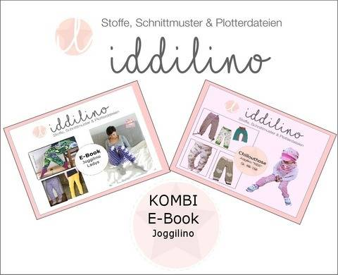 Kombi E-Book Joggilino Kids (68-158) +Ladys (46-56)