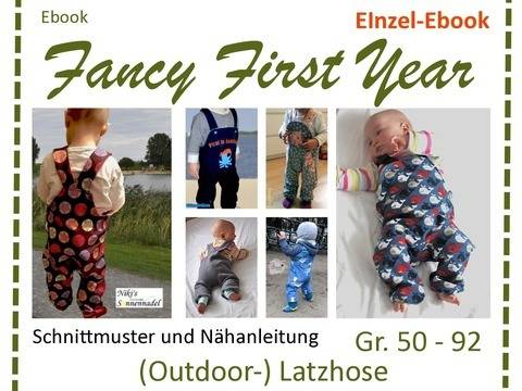 Ebook FancyFirstYear - Latzhose Outdoor