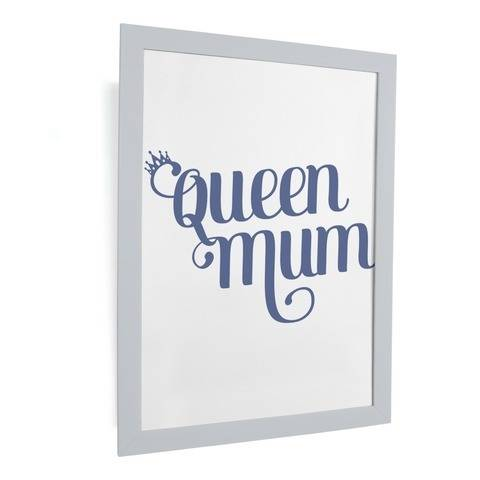 Plotterdatei - Queen Mum - SVG, PNG, DXF