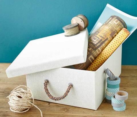 Schachtelgriff aus Lederriemen Knüpfanleitung bei Makerist