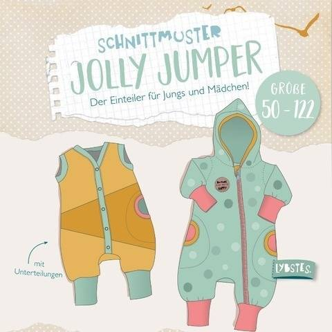 Lybstes. Jolly Jumper Größe 50-122 Jumpsuit/Onesie bei Makerist