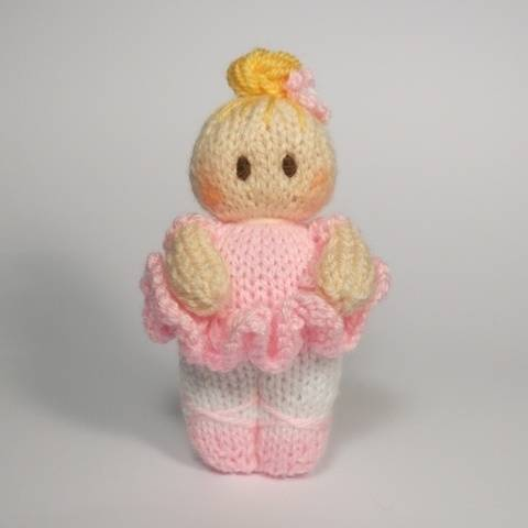 Ballet Bitsy Baby Doll at Makerist