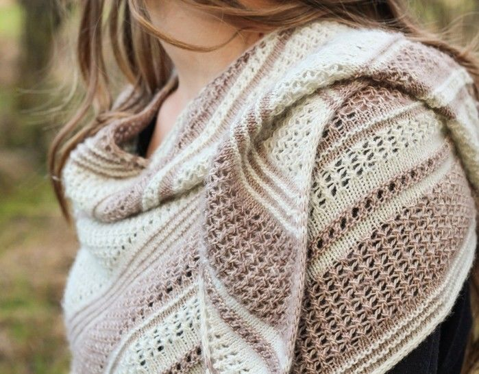 Aire Shawl at Makerist - Image 1