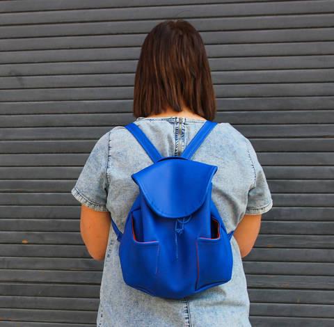 Patron sac à dos Nino - Patrons + explications couture détaillées chez Makerist