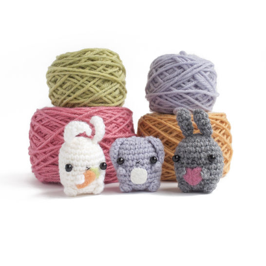 Amigurumi bunny crochet pattern at Makerist - Image 1