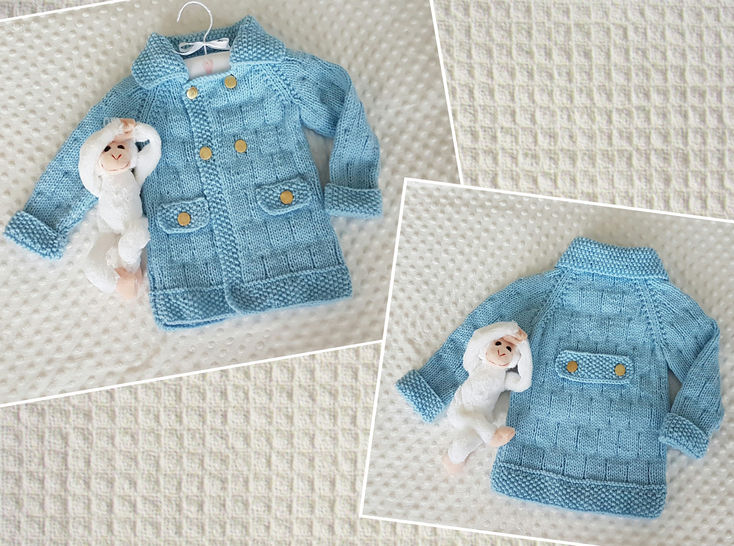 Christopher Robin Jacket ( 1 - 10 years ) at Makerist - Image 1
