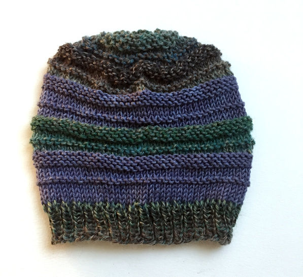 Baby Rasta Slouchy Hat at Makerist - Image 1