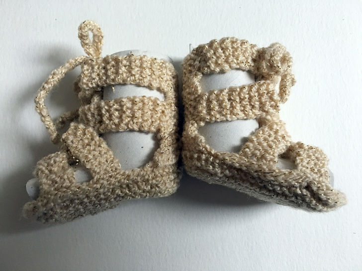 Baby knitted Gladiators  at Makerist - Image 1