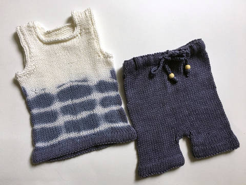 Baby Tank Top & Short Set at Makerist