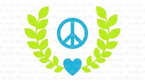 "Plotterdatei ""Call for Peace"" Peace"