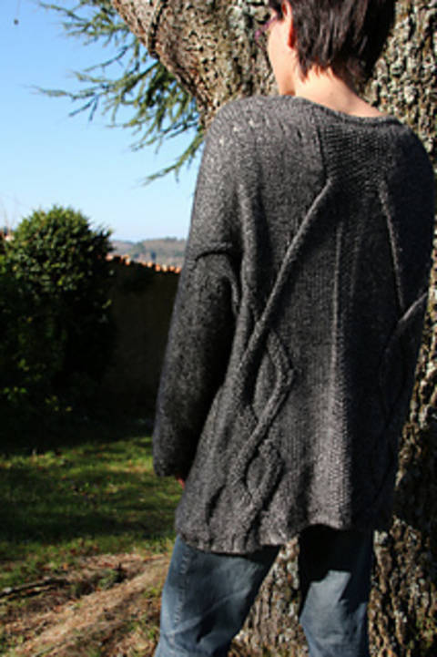 Bubble of sweetness cardigan (en)
