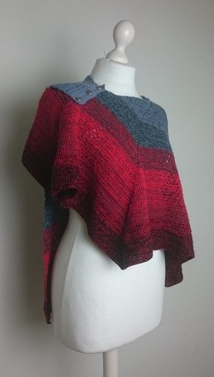 Dracula - crochet cape at Makerist - Image 1