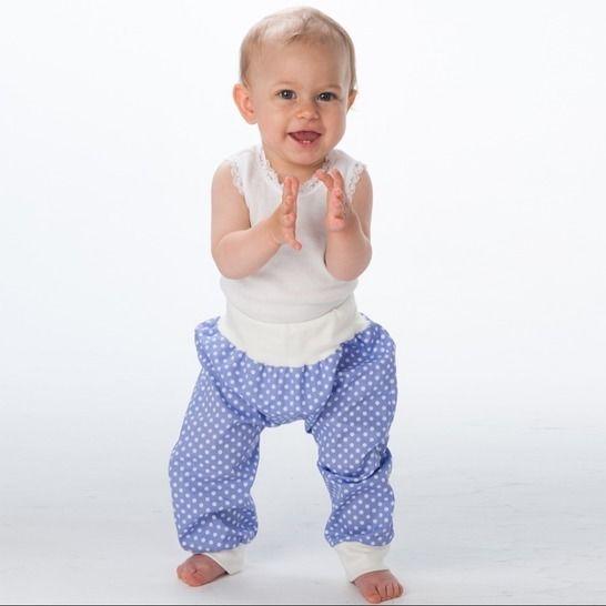 BREK Babyhose, Strampler, Haremshose bei Makerist - Bild 1