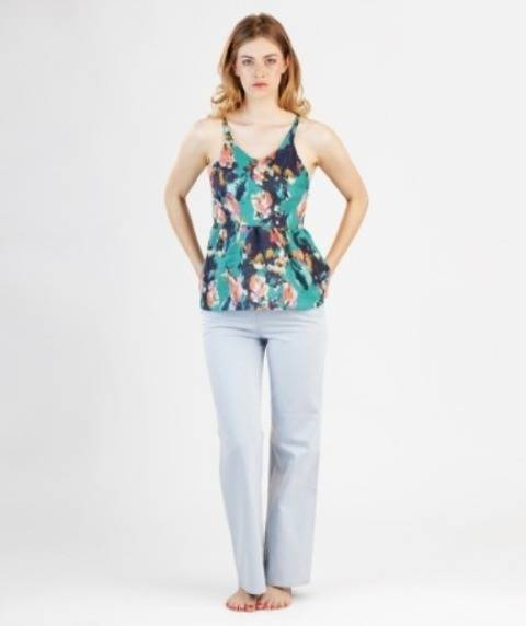 Top / Haut Tara - Patron de couture avec instruction en Français
